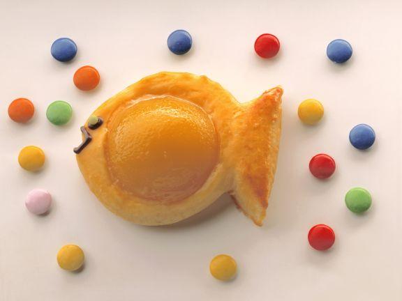 Pfirsich-Fische