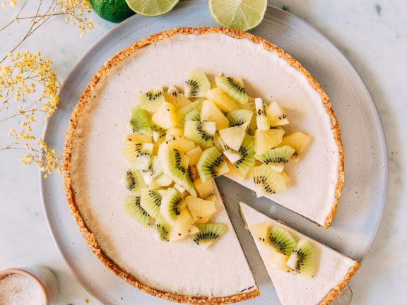 Pflanzliche Ernährung: Raw Cake