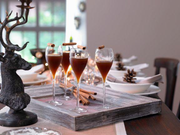 Pflaumen-Cocktail