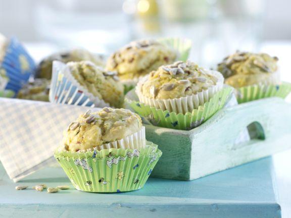 Pikante Buttermilch-Muffins
