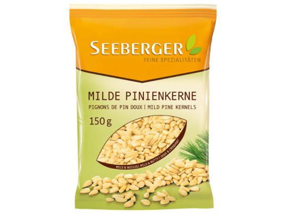 Milde Pinienkerne von Seeberger GmbH