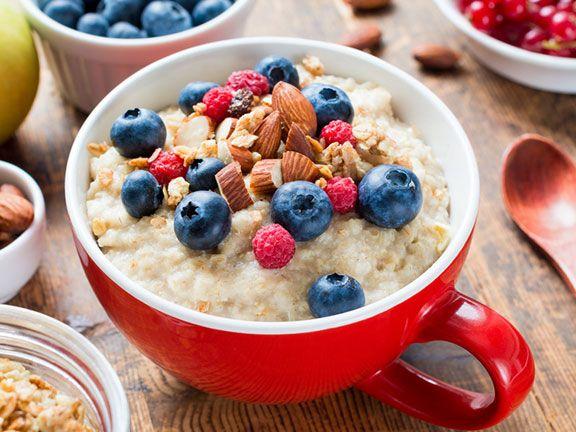 porridge gesund und lecker in den tag starten eat smarter. Black Bedroom Furniture Sets. Home Design Ideas