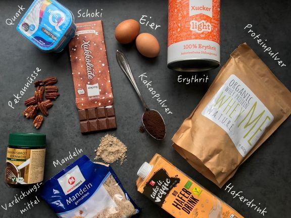 Protein-Küchlein: super lecker! Das Rezept für die Eiweiß-Muffins