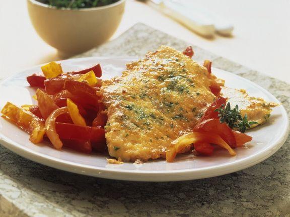 Putenschnitzel alla milanese