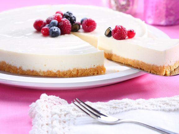 Quark Joghurt Torte Rezept Eat Smarter