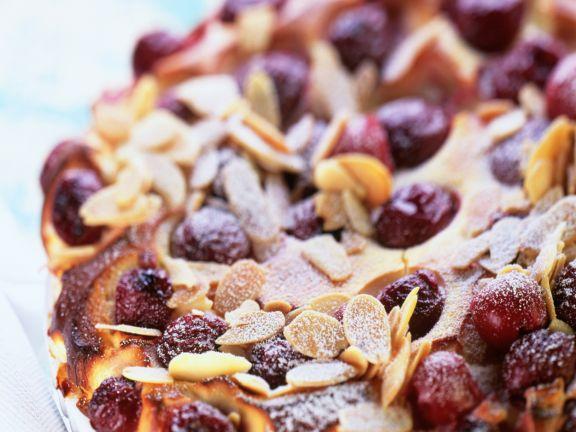 Quark Kirschkuchen Rezept Eat Smarter