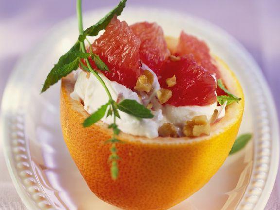 Quark mit Grapefruit