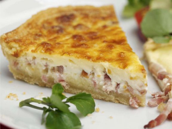 Quiche Lorraine Rezept Eat Smarter