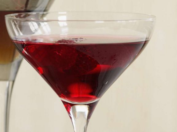 Red Asian Martini