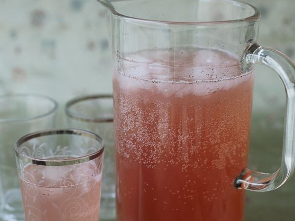 Rhabarberdrink