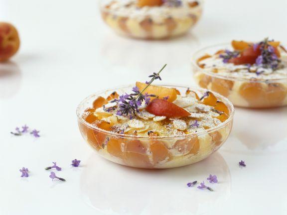 Ricotta-Aprikosen-Gratin