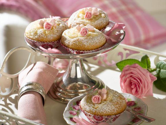 Romantische Muffins