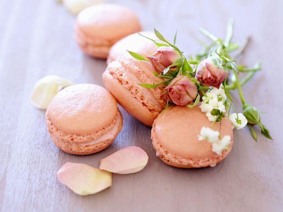 Rosen-Macarons