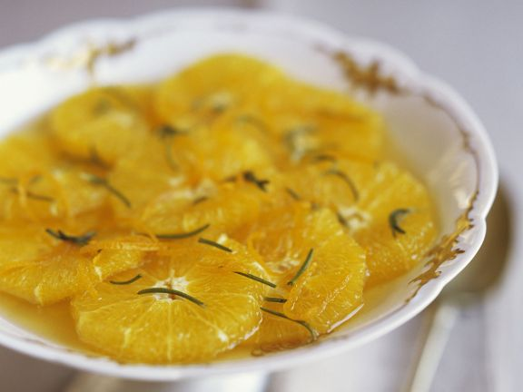 Rosmarin-Orangen
