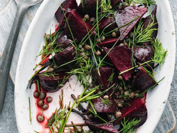 Rote Bete-Kräutersalat