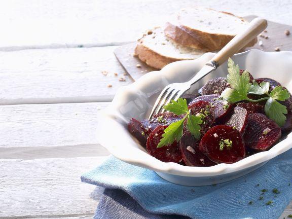 Rote Bete Salat Auf Griechische Art Rezept Eat Smarter