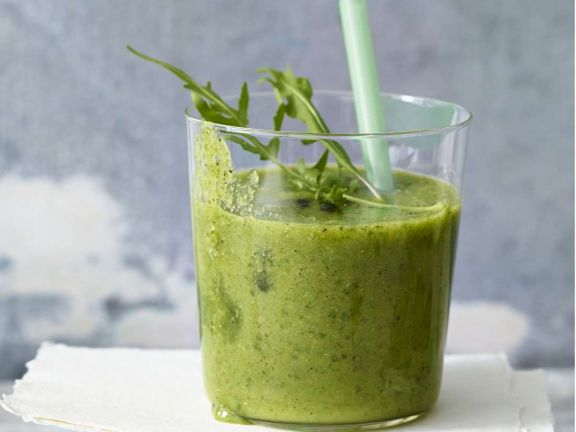 Rucola-Sellerie-Smoothie