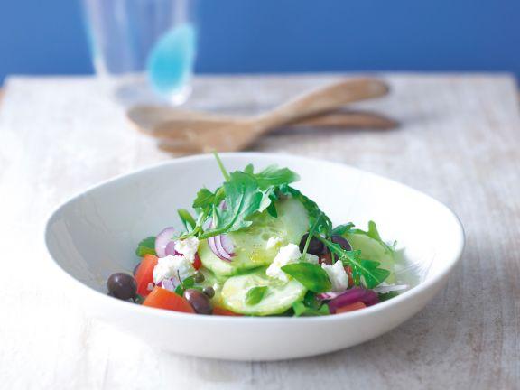 Salat aus Kreta