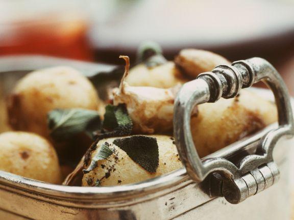 Salbeikartoffeln