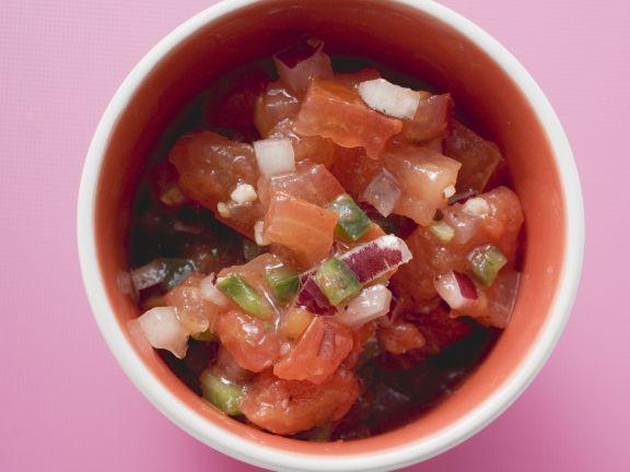 Salsa aus Tomate