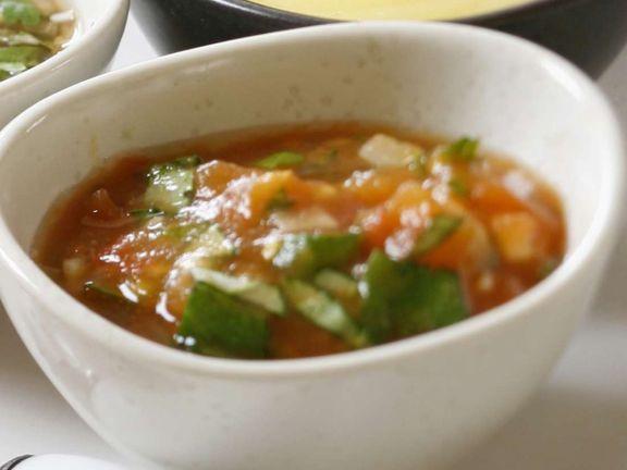 Salsa mit Tomate
