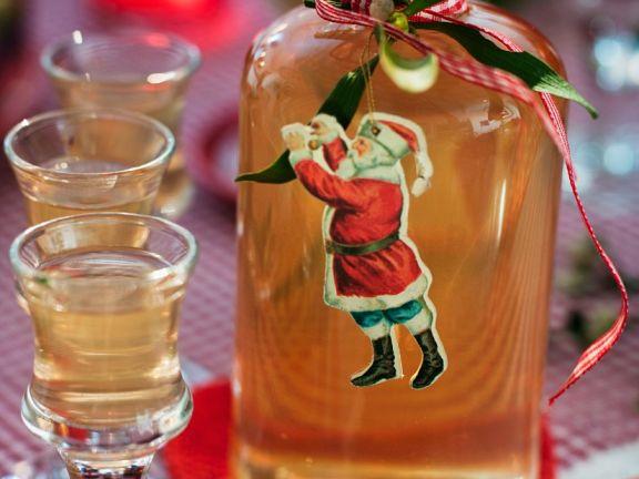 Schnaps zu Weihnachten