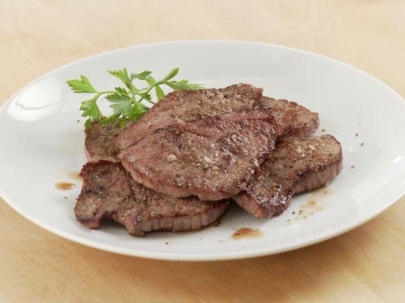 Schnitzel Natur Braten Rezept Eat Smarter