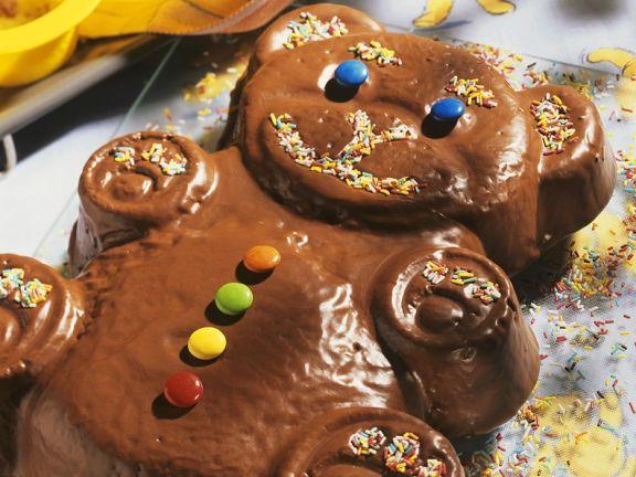 Schoko-Bärenkuchen