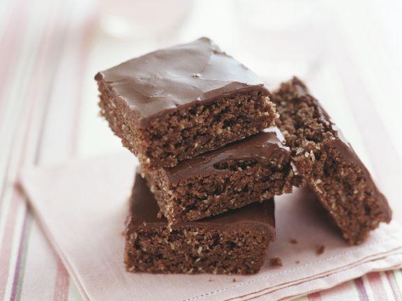 Schoko Kokos Kuchen Rezept Eat Smarter