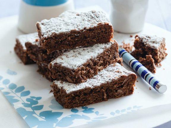 Schoko Kokos Schnitten Rezept Eat Smarter