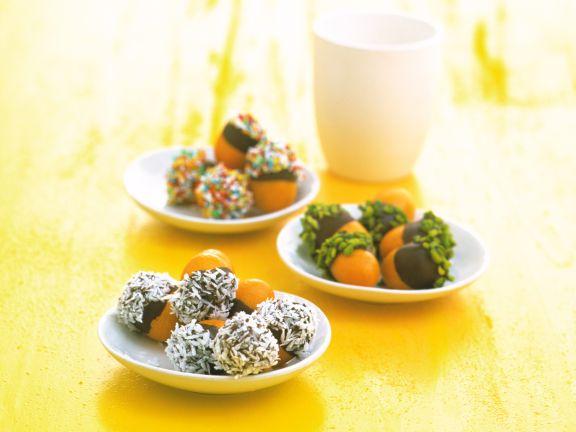 Schoko-Kumquats