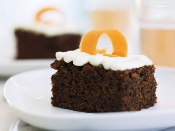 Schoko Mohren Kuchen Rezept Eat Smarter