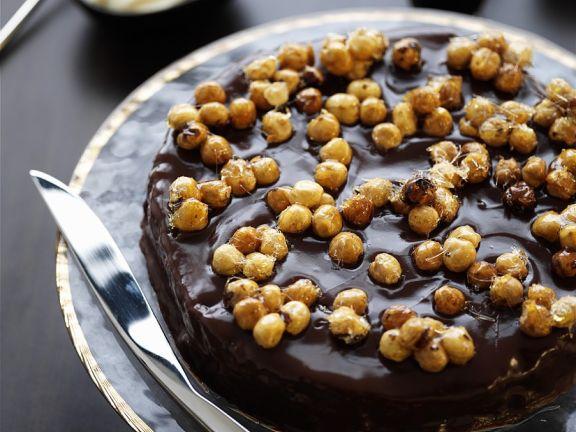 Schoko Nuss Torte Rezept Eat Smarter