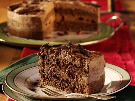 Schoko Sahne Torte Rezept Eat Smarter