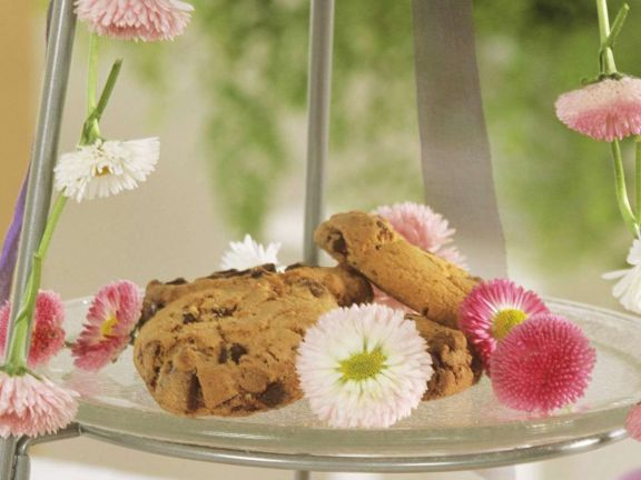 Schokoladen-Cookies