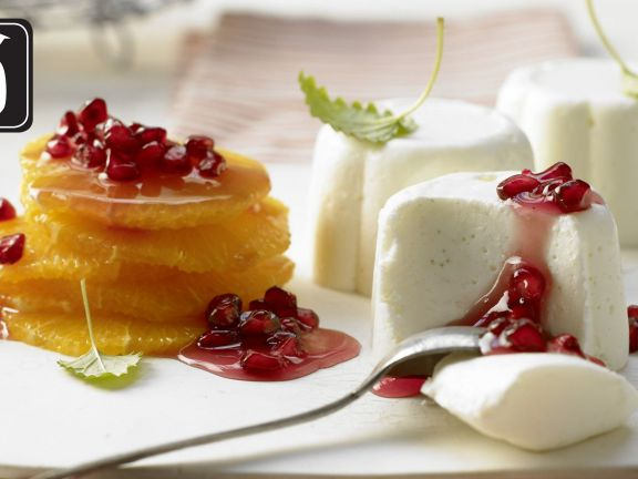 Schokoladen Joghurt Mousse Für Den Thermomix Rezept Eat Smarter