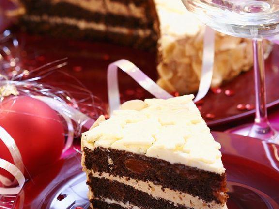 Schokoladen-Mohnkuchen