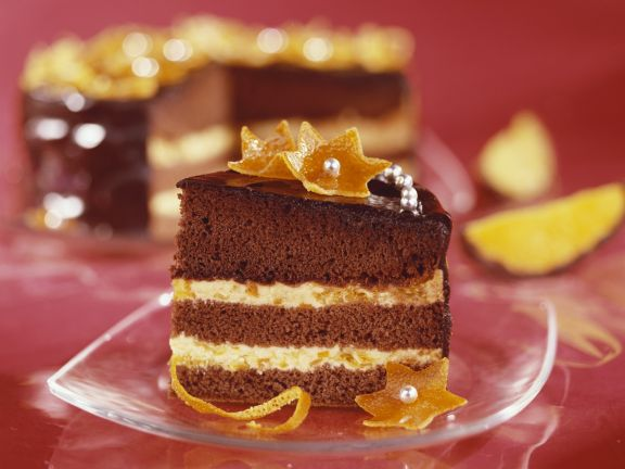 Rezept kuchen mit orangensaft