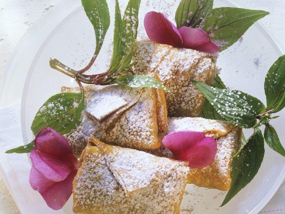 Schokoladen-Tortillagebäck
