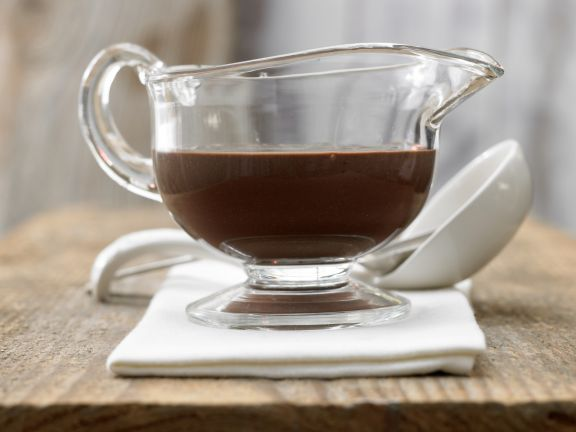 Schokoladensauce – smarter