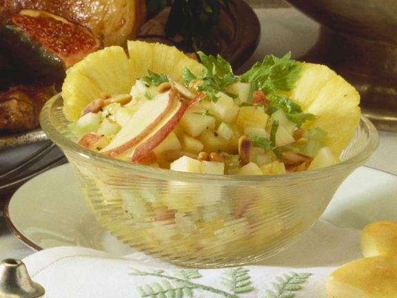 Selleriesalat mit Apfel