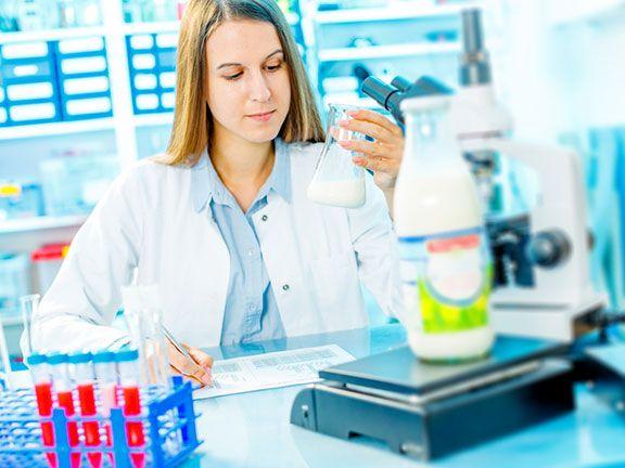 Sensorische Untersuchung von Lebensmitteln