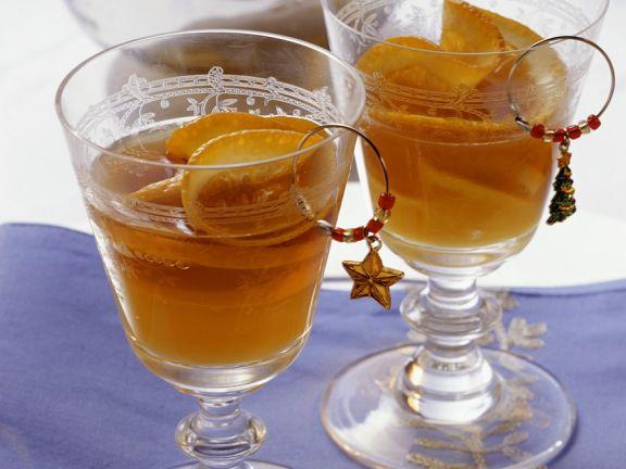 Sherry-Orangen-Cocktail