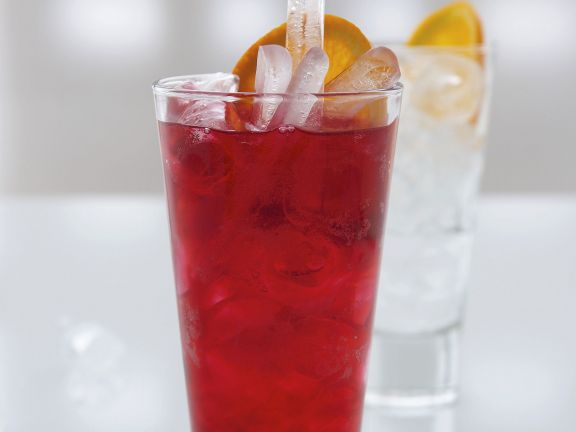 Shirley Temple Cocktail