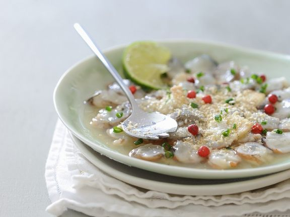 Shrimps-Ceviche