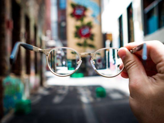 Smartphone und Kurzsichtigkeit