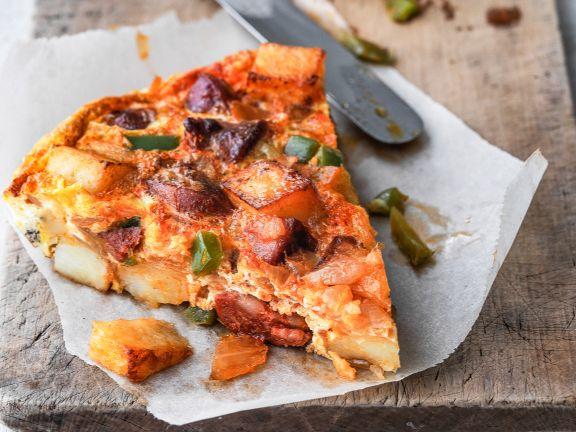 Spanische Kartoffel-Tortilla