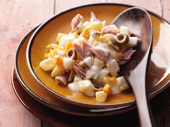 Spanischer Kartoffelsalat