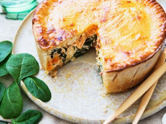 Spinat Ricottakuchen Rezept Eat Smarter