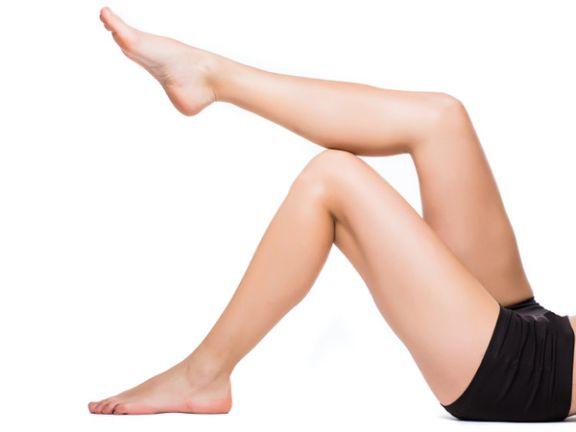 3 Übungen für straffe Beine